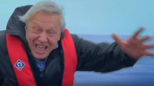 David Attenborough's Astonishing 95 Years Recapped In 95 Seconds