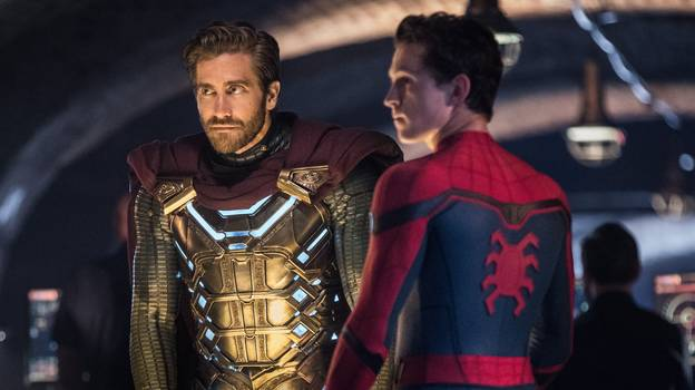 Tom Holland Had To Talk Down An Anxious Jake Gyllenhaal While Shooting Spider-Man