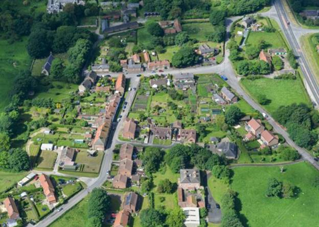 An Entire British Village Is Up For Sale