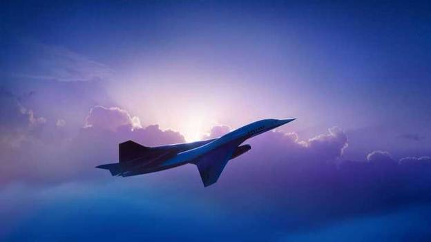Supersonic Plane Could Fly From New York To London In Less Than Four Hours