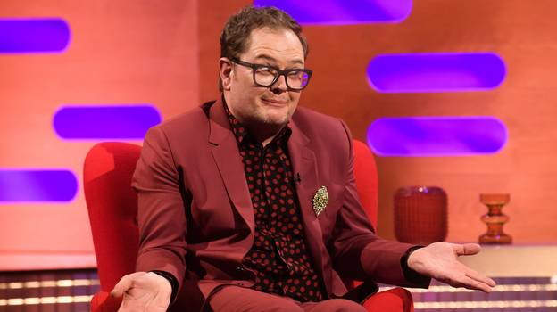 Alan Carr Says People Thought The Chase's Anne 'The Governess' Hegerty Was His Mum