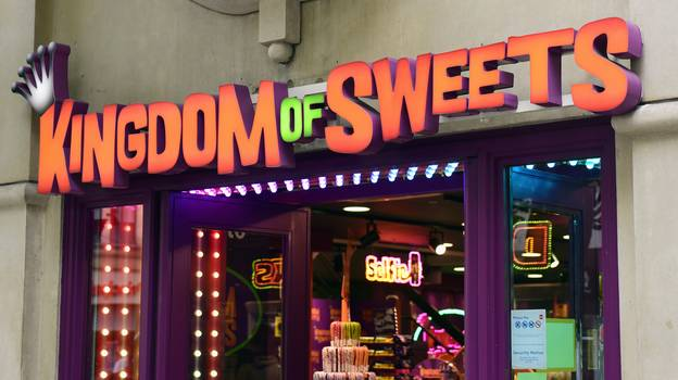 Dad Storms Out Of Shop With Daughter Over X-Rated Sweets