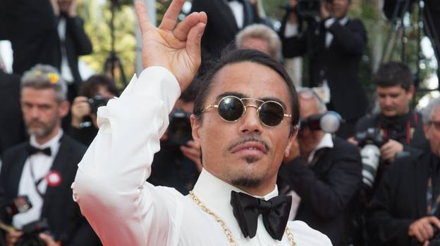 ​Salt Bae Is Opening His First UK Restaurant