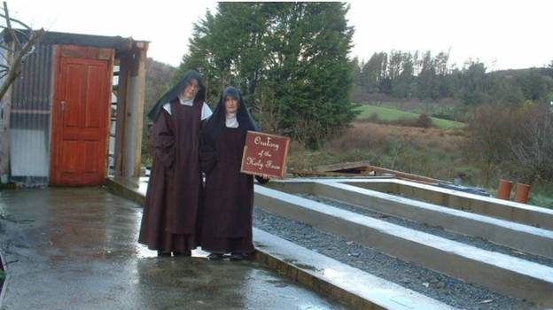Two Nuns Broke Covid Rules To Attend 'Exorcism' Of Irish Parliament House