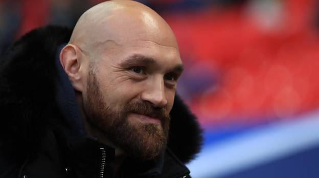 Tyson Fury Tells Mike Tyson The Amazing Story Behind His Name
