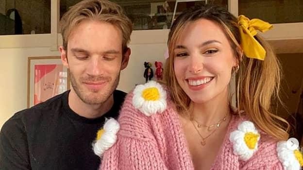 Are PewDiePie and Cutiepie still together?