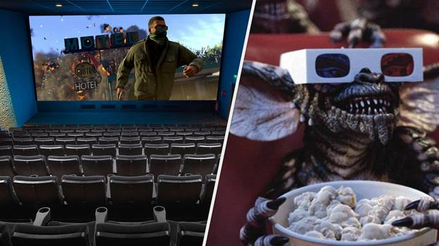 Odeon Is Now Letting You Use Its Cinema Screens For Gaming