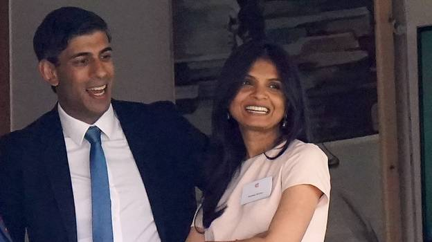 Who Is Rishi Sunak's Wife And What Is Her Net Worth?