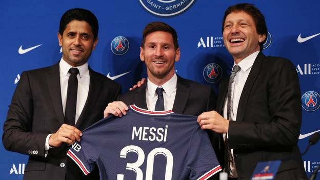 Michael Jordan Makes '$7m From Lionel Messi Signing For PSG'