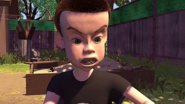 Woman Shocked After Making Realisation About Sid From Toy Story