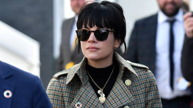 Lily Allen Called Out Over Response To Meme Mocking Prince Philip's Death