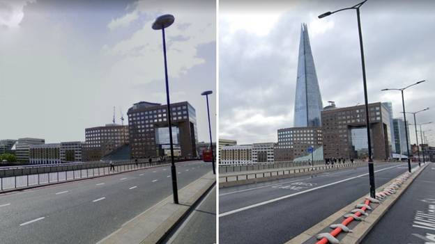 Google Maps Shocks Viewers With How Much US And UK Cities Have Changed Over Time