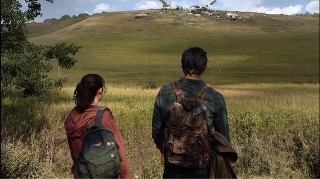 First Image Of The Last Of Us TV Series Released