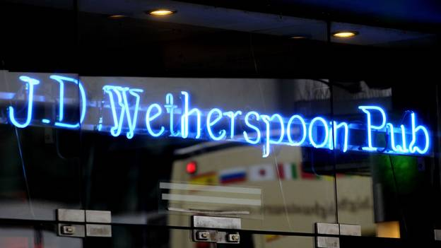 Wetherspoon Pubs Experiencing Beer Shortages Amid Carling Drought