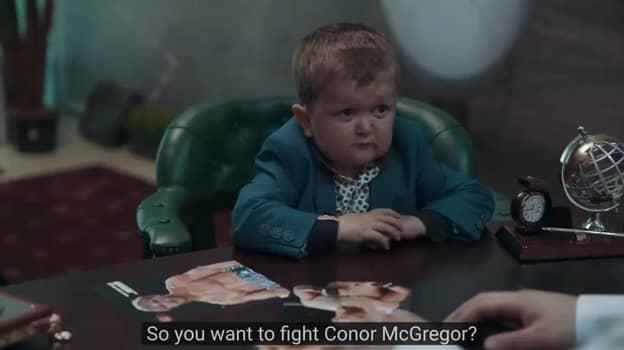 Hasbulla Magomedov Reveals He Wants To Fight Conor McGregor