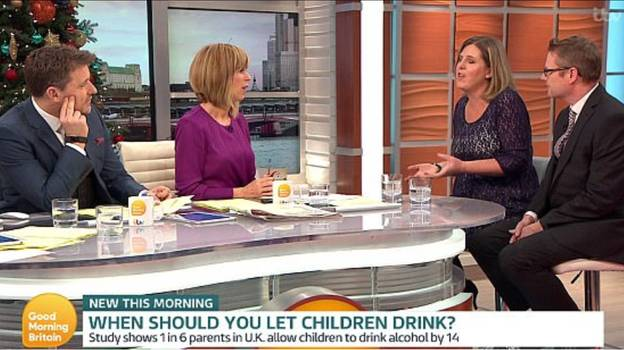 Mum Defends Letting Her Kids Drink Booze From The Age Of 13