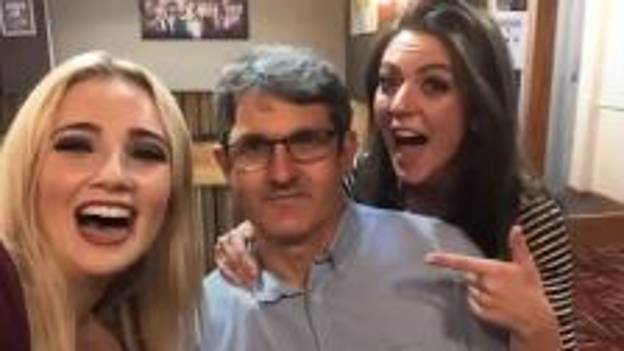 Woman Thinks She's Met Louis Theroux On Drunken Night Out In Blackpool