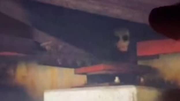 People Left Terrified By Creepy 'Demonic Figure' On Google Earth