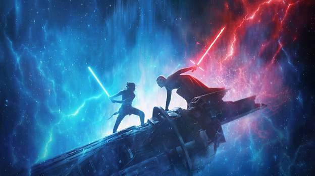Fans Are Saying Star Wars: Rise Of Skywalker Completely Ripped Off Avengers: Endgame