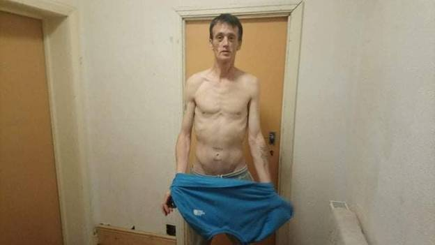Ex-Addict Who Spent 20 Years In Prison Shows Off Incredible Transformation Since Getting Clean