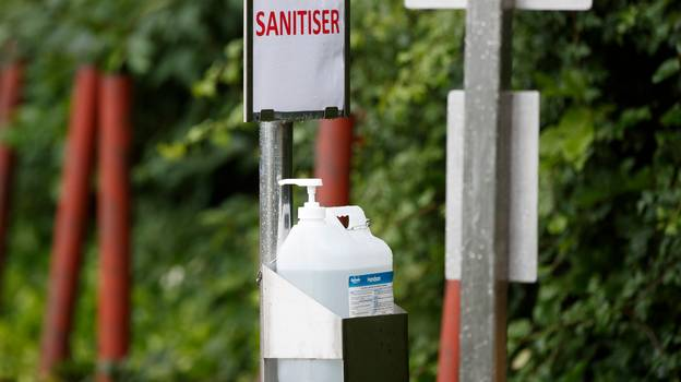 Three Brothers Die After Drinking Three Litres Of Sanitiser Having Run Out Of Alcohol