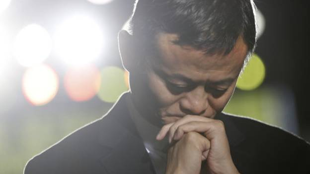 China's Richest Man Jack Ma Expects Staff To Work 72 Hours Per Week