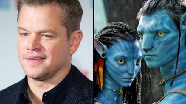 Matt Damon Calls Himself 'Dumbest Actor Of All Time' For Turning Down 10% Stake In Avatar