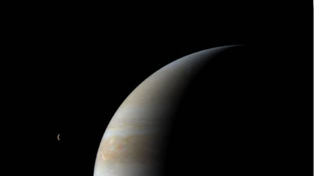 Jupiter Will Be Visible To The Naked Eye This Evening