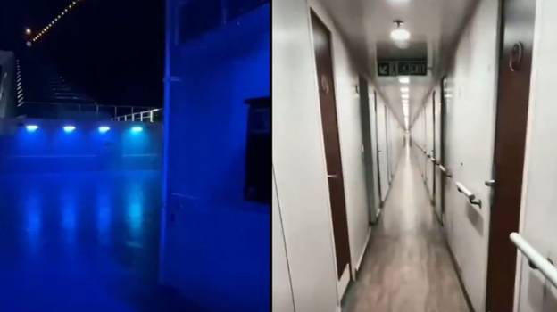 Person Claims They Woke Up On 'Ghost Ship' In Empty World