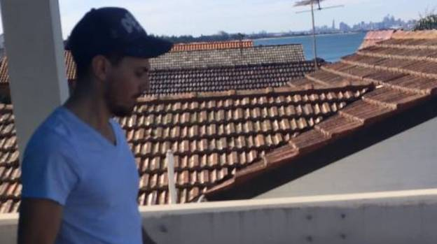 Lad Catches Fish With A Drone From His Balcony During Quarantine