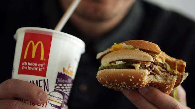 McDonald's Rolls Prices Back To 1996 Ahead Of England-Scotland Euro 2020 Match