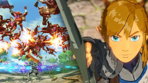 What New Zelda Game 'Age Of Calamity' Reveals About 'BOTW' And Its Sequel