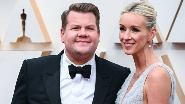 James Corden 'Granted Restraining Order' Against 'Woman Who Wants To Marry Him'
