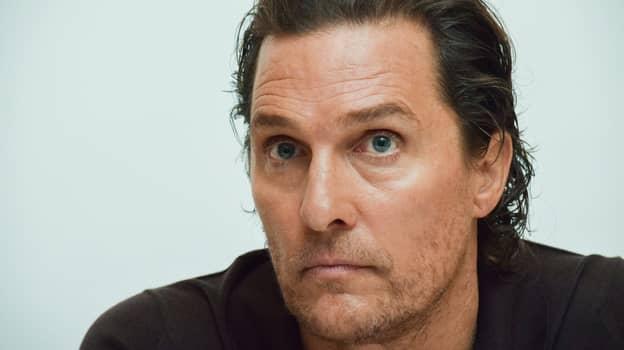 Why Matthew McConaughey Hasn't Worn Deodorant For Years