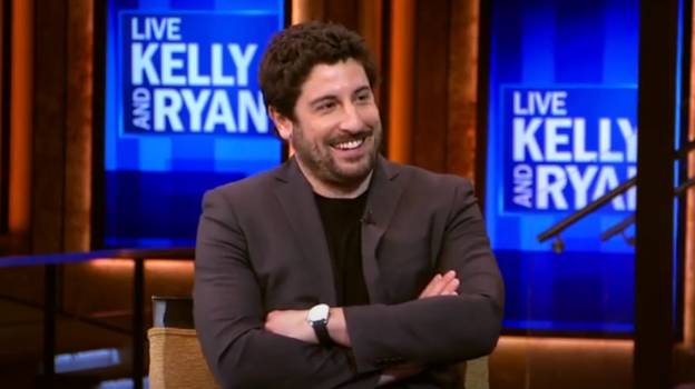 Jason Biggs Is Scared About His Kids Eventually Watching Him In American Pie