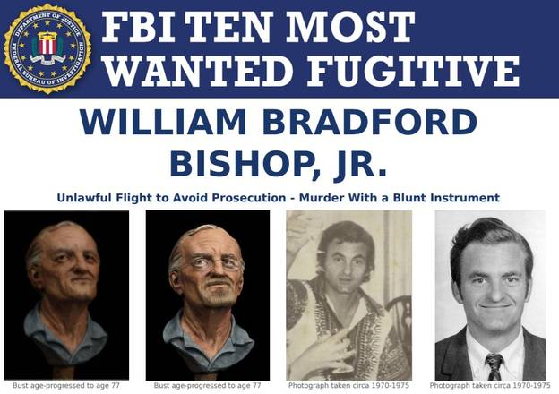 William Bradford Bishop Jr Doesn't Sound Like Someone To Make Angry