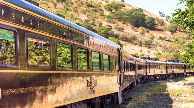You Can Travel Through The Mexican Countryside On A Tequila Train
