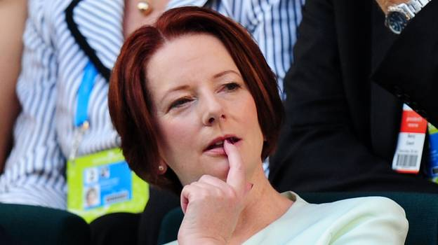 Triple J's Requestival Sees Julia Gillard's Misogyny Speech Played In Full As A Song