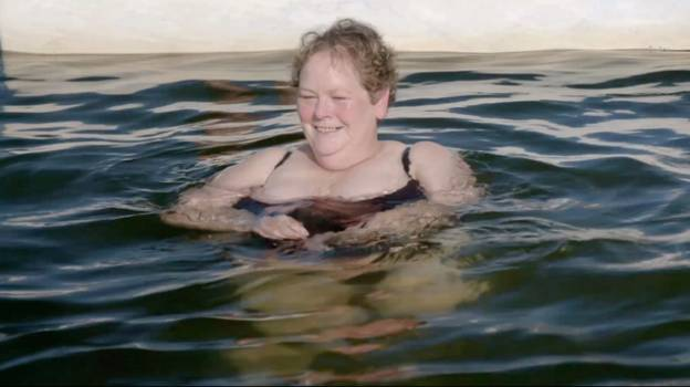 The Chase's Anne Hegerty Responds To Criticism After Swimming With Dolphins In Controversial Scene