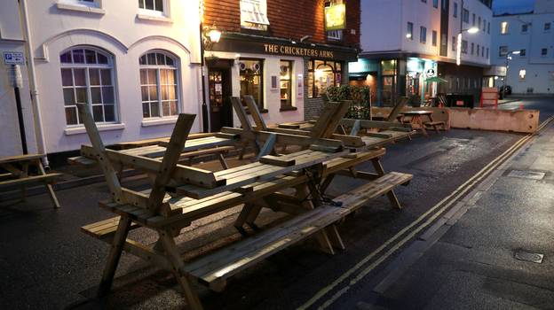 Some Pubs Set To Open At Midnight On 12 April As Coronavirus Restrictions Ease