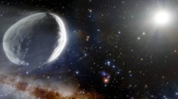 The Largest Comet Ever Seen Is Heading Towards The Sun
