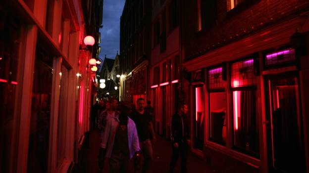 Amsterdam Authorities Reveal Plans For 'Erotic Centre' Away From The City