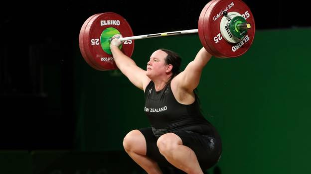 Trans Woman Weightlifter Cleared To Compete At Tokyo Olympics