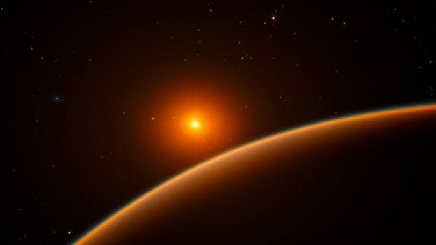 Newly Found 'Super-Earth' Could Hold Key To Finding Alien Life