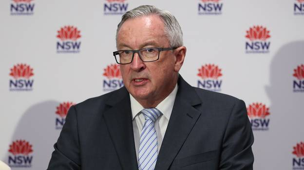 NSW Health Minister Rips Into Anti-Vaxxers And Says They Live In Another Universe