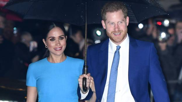Prince Harry And Meghan Among TIME's Most Influential People For 2021
