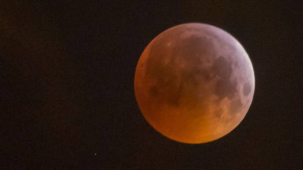 May's Blood Orange Full Moon To Be 'Most Spectacular' In Years