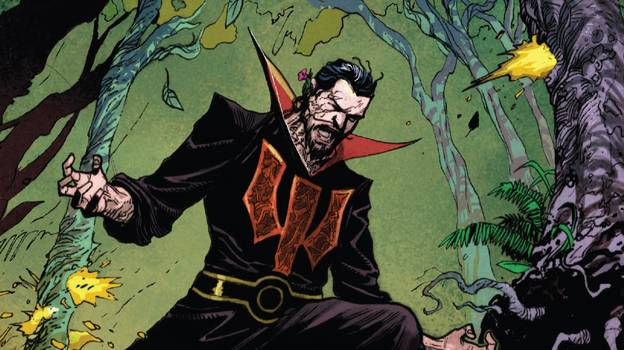 Remember Black Tom Cassidy? Dublin's Very Own Marvel Comic Supervillain