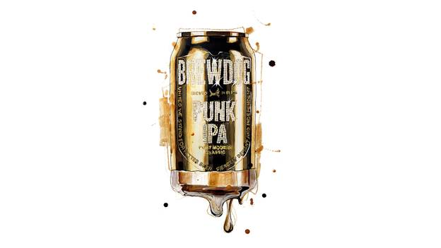 BrewDog Brings Back Gold-Plated Cans After Previous Competition Deemed Misleading