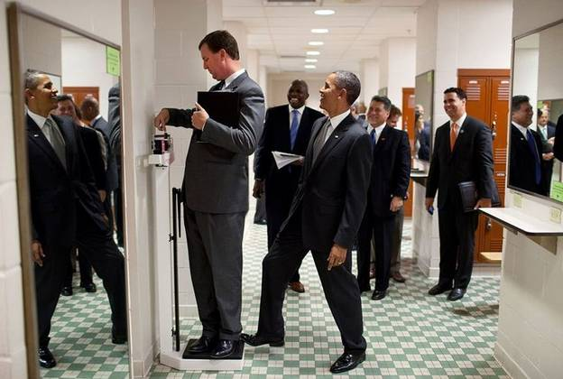 Official White House Photographer Reveals His Favourite Photos Of Obama